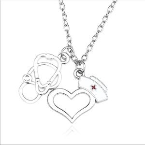 Jewelry - (A1) 🦄5 for $35🦄Nurse Necklace